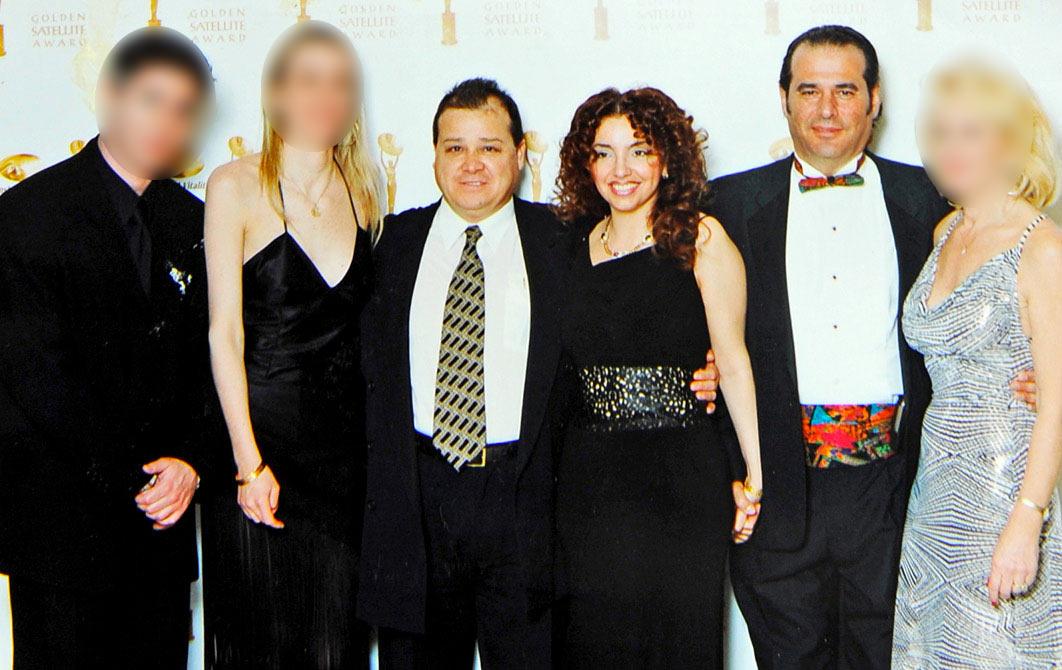 Vanina Aronica - Golden Satellites Awards – Los Angeles