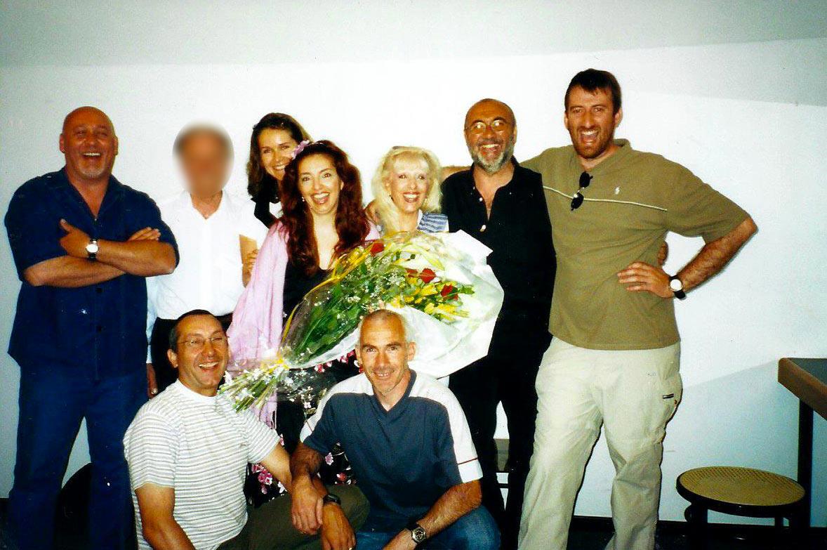 Vanina Aronica & Alte Voce Group– Concert Toulon's Zenith