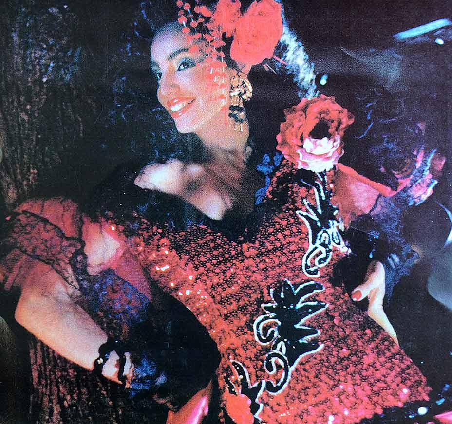 Vanina Aronica- Album The Sound of Time, inside p3 – Los Angeles