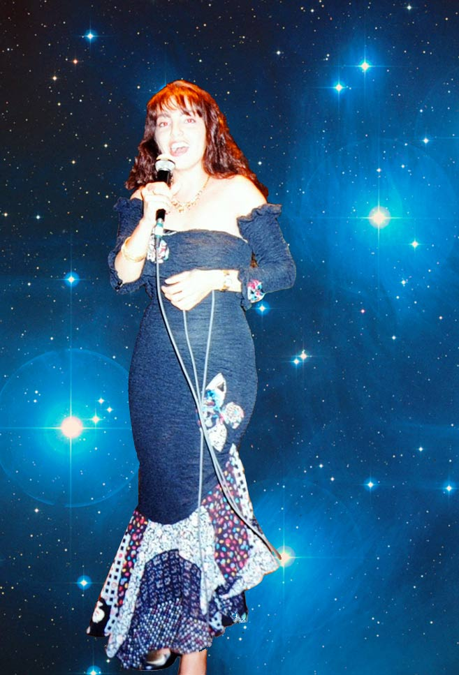Vanina Aronica- Italy Sanremo's concert