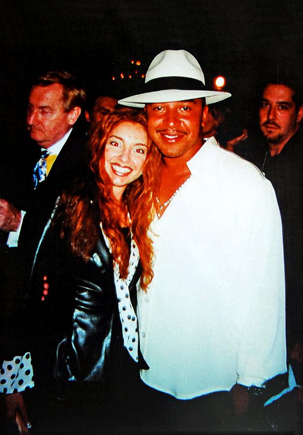 Vanina Aronica & Lou Bega - World Music Awards – Monte Carlo