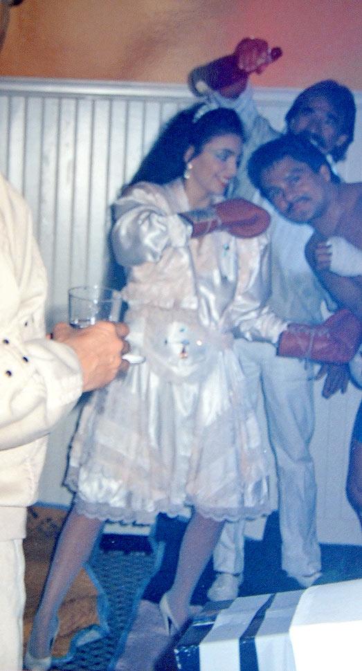 Vanina Aronica& Roberto Duran - Shooting of Por Que's Video p3- Los Angeles