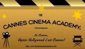 logo the cannes cinema academy.com