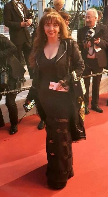 Photo Vanina Aronica au FIF de Cannes 2021